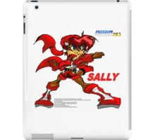 Freedom Fighters 2K3 Sally iPad Case/Skin
