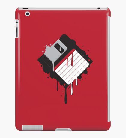 Floppy Splat iPad Case/Skin