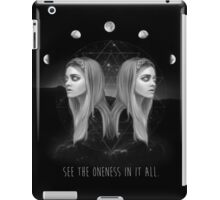 Disposition  iPad Case/Skin