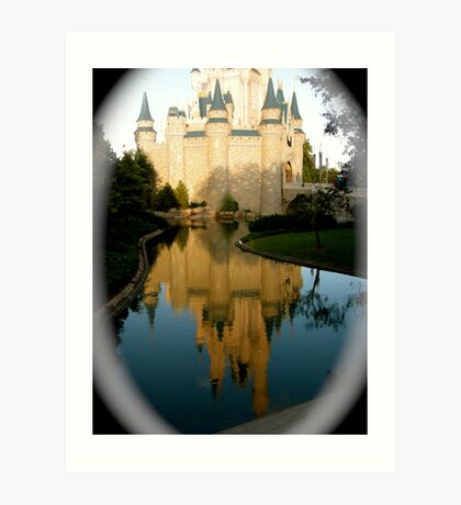 Castle of My Dreams Art Print