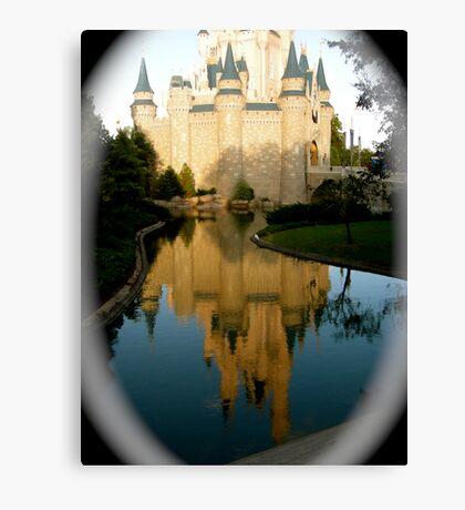 Castle of My Dreams Canvas Print