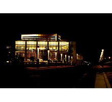 Night at UC Merced  Photographic Print