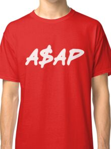ASAP Always Strive And Prosper | A$AP Clothing Classic T-Shirt