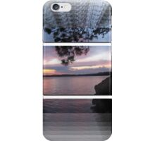 Sunset At Lake Catchacoma 2-Available As Art Prints-Mugs,Cases,Duvets,T Shirts,Stickers,etc iPhone Case/Skin