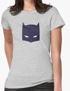 Batman Cowl!  Womens Fitted T-Shirt
