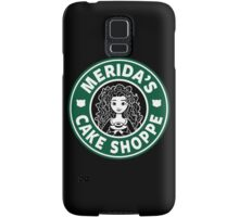 Merida's Cake Shoppe Samsung Galaxy Case/Skin