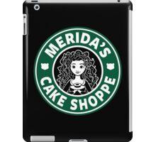 Merida's Cake Shoppe iPad Case/Skin