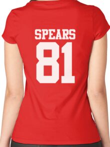 SPEARS 81 Women's Fitted Scoop T-Shirt