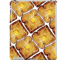 Buttered Toast iPad Case/Skin