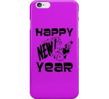 HAPPY NEW YEAR-2 iPhone Case/Skin