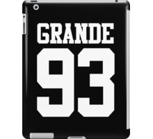 ARIANA 93 iPad Case/Skin