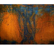 Rust Two Photographic Print
