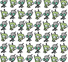 Checkered Gir pattern by Kirstie Rutter