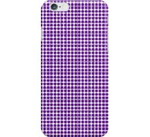 dots and grids iPhone Case/Skin