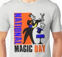 NATIONAL MAGIC DAY Unisex T-Shirt