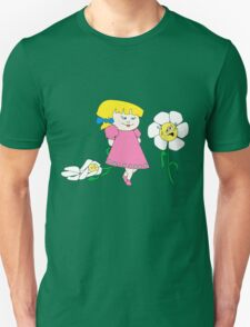 Pretty Pretty Flower T-Shirt