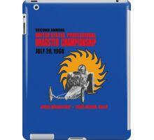 Lions Dragstrip iPad Case/Skin