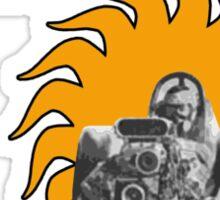 Lions Dragstrip Sticker