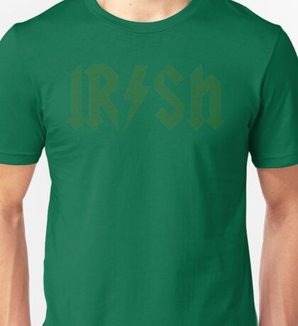 Irish Pride St Patrick Day Unisex T-Shirt