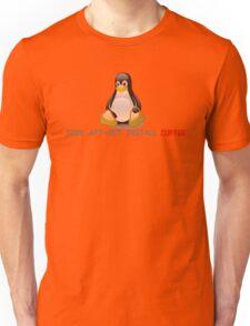 Linux - Get Install Coffee Unisex T-Shirt