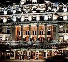 Her Majesty's Theatre by Karen Martin
