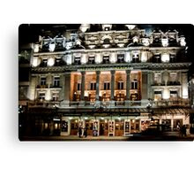 Her Majesty's Theatre Canvas Print