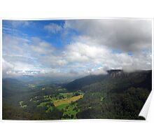 Upper Kangaroo Valley No 1 Poster