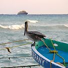 fishing boat by dinghysailor1