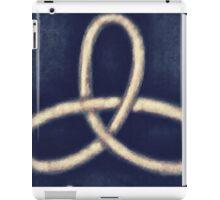 Triskele Knot iPad Case/Skin
