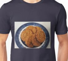 Oat Flake and Honey Crunchy Biscuits Unisex T-Shirt
