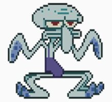 squidward dick nose by Joey Cussen