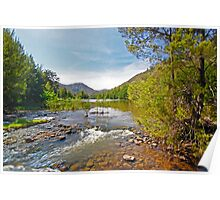 Wollondilly River Scene #11 Poster