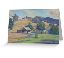 Copeland Tops Cottage - NSW Greeting Card