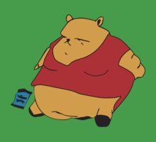A Big Fat Pooh - Winnie the Pooh Kids Clothes