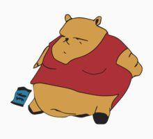 A Big Fat Pooh - Winnie the Pooh by RAJEK
