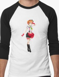Love Live! Hoshizora Rin  Men's Baseball ¾ T-Shirt