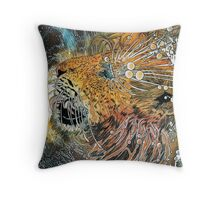 Of Earth and Starry Heaven Throw Pillow