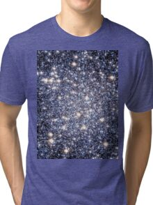 Star Pattern  | The Universe by Sir Douglas Fresh Tri-blend T-Shirt