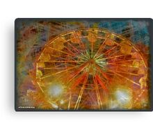 Life is a Midway Canvas Print