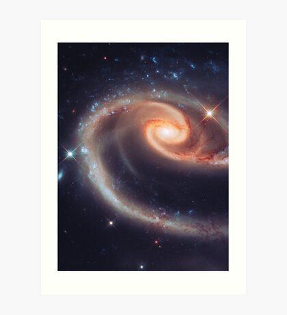 Spiral Galaxy | The Universe by Sir Douglas Fresh Art Print