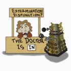 The Doctor is In 8... by Monstar