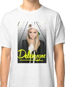cara delevingne Classic T-Shirt