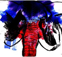 American Elephant by aigarcia