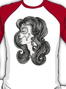Sugar Skull Sweetheart II T-Shirt