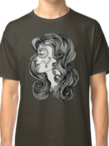 Sugar Skull Sweetheart II Classic T-Shirt