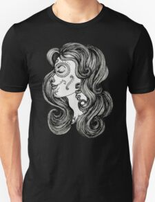 Sugar Skull Sweetheart II Unisex T-Shirt