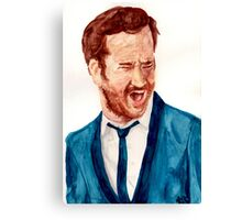 Chris O'Dowd - The Sapphires Canvas Print