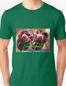 Spring, Glorious Spring - Challenge Winner Banner Unisex T-Shirt