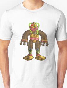 explorer-bot I: colorized Unisex T-Shirt