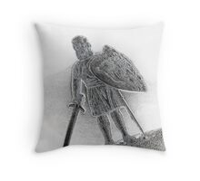 Return of the King Throw Pillow